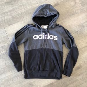 ADIDAS Hoodie Jumper Tracksuit Top Women's Size XS